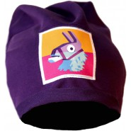 FORTNITE Winter HAT Cotton Beanie VIOLET Llama Loot Original Official Videogame Epic Games