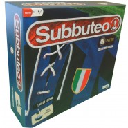 SUBBUTEO Special Classic Edition F.C. INTER Football CLUB Internazionale 2 Teams 22 Players 1 Ball Hasbro
