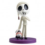 JACK SKELLINGTON Figure 8cm in Pajama Ball CHIBIKKO Nightmare Before Christmas Original SEGA DISNEY