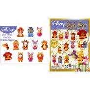 TOMY SET 10 Figures WINNIE POOH Special CELEBRATION EDITION Mini Winnies Peek a Pooh
