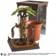 MANDRAKE Magical Plant RESIN Statue 15cm HARRY POTTER Original NOBLE Collection MAGICAL CREATURES 17
