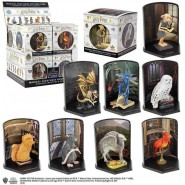 COMPLETE SET 8 Mini FIGURES In Box 7cm Harry Potter Premium Creature Magical Creatures Mystery Cube Original Warner Bros