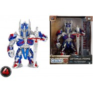 OPTIMUS PRIME Transformers The Last Knight Figura 12m METAL Original JADA Metalfigs M407 Collection DieCast