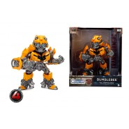 BUMBLEBEE Transformers The Last Knight Figura 10m METAL Original JADA Metalfigs M408 Collection DieCast