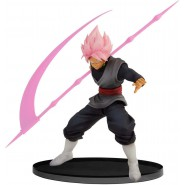 DRAGON BALL Figure SON GOKOU ROSE Super Sayian With Spear 14cm COLOR Version BWFC ZOUKEIKING 2 Vol. 9 Banpresto Dragon Ball