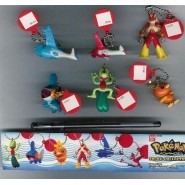 SET 5 Figure POKEMON SWING COLLECTION Part 3 Original BANDAI Rare