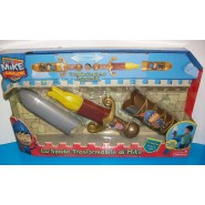 Mattel BCT57 - Fisher Price La Spada Trasformabile di Mike