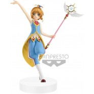 Figure Statue Card Captor SAKURA 20cm Serie EXQ-Figure Clear Card Banpresto