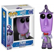 INSIDE OUT Collection Figure FEAR 10cm Funko POP 135 Original