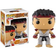 STREET FIGHTER Collection Figure RYU 10cm Funko POP 137 Original