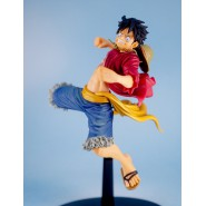 Figure 16cm Monkey D Luffy Champion 2017 Banpresto World Figure Colosseum Special BWFC Dragon Ball