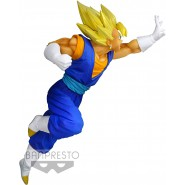 DRAGONBALL SUPER Figure Statue 15cm VEGETTO Super Saiyan SS Banpresto Japan Chosenshiretsuden