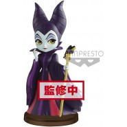 Figure Statue 7cm MALEFICENT Disney QPOSKET Petit VILLAINS Second Serie Banpresto Q Posket SLEEPING BEAUTY