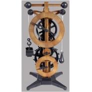 Leonardo Da Vinci's Clock 25cm Snap Kit Italeri 3109