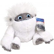 Plush 19cm SITTING - ABOMINABLE EVEREST YETI Snow Man Original Official Dreamworks