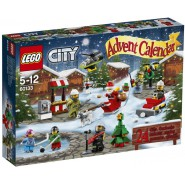 LEGO CITY  Rare ADVENT CALENDAR 2016 Code 60133