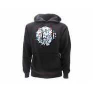 FORTNITE Hooded Sweatshirt Black KNIGHT Official Sweater HOODIE OFFICIAL Original Videogame Epic Games