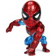 CLASSIC SPIDER MAN DieCast METAL Figure 10cm Marvel  JADA Toys