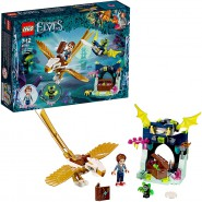 LEGO Playset EMILY JONES and THE EAGLE GETAWAY Serie ELVES 41190