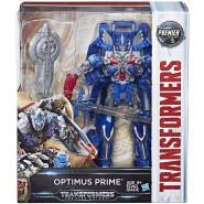 Model Robot OPTIMUS PRIME 20cm TRANSFORMERS THE LAST KNIGHT Originale HASBRO C1333