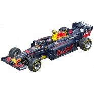 Model Car FORMULA 1 Verstappen RED BULL RACING RB14 Scale 1:43 Track CARRERA GO