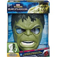 HULK MASK Boy DELUXE Version Moving Mouth From THOR Ragnarok HASBRO B9973