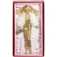BARBIE Doll GOLDEN DREAM Gold Label Collection Original Mattel DGX88