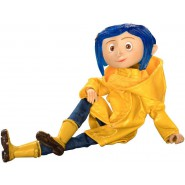 Action Figure CORALINE WITH YELLOW JACKET 18cm BLISTER Version NECA