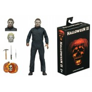 Action Figure 18cm MICHAEL MYERS from HALLOWEEN 2 Version ULTIMATE Original NECA
