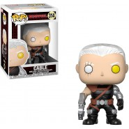 CABLE Figure 10cm from movie DEADPOOL - MARVEL Funko POP 314 Original