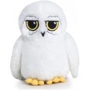 PLUSH 20cm EDVIGE Hedwig OWL of HARRY POTTER Top Quality ORIGINAL Warner Bros FAMOSA