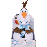 OLAF Peluche Plush 30cm WITH SOUND and LIGHT Original FROZEN Movie TY