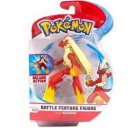 POKEMON Action Figure BLAZIKEN 10cm Battle Figure - Original WCT