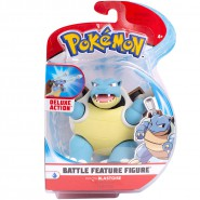 POKEMON Action Figure BLASTOISE 10cm Battle Figure - Original WCT