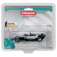 Model Car FORMULA 1 Lewis Hamilton 44 MERCEDES AMG W09 Scale 1:43 Track CARRERA GO