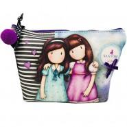 THE 2 FRIENDS GIRL Official Beauty Necessaire 21x13x6cm Original SANTORO GORJUSS