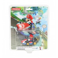 Model MARIO KART CLASSIC from SUPER MARIO KART 8 Scale 1:43 Track CARRERA GO 20064033 NINTENDO
