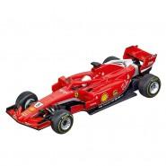 Model FERRARI Formula 1 SF71H di VETTEL Scale 1:43 Track CARRERA GO 20064127