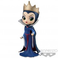Figure Statue 14cm EVIL QUEEN - PASTEL Version QPOSKET Banpresto DISNEY Snow White