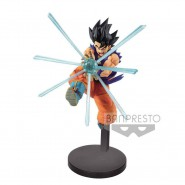 DRAGON BALL Figure GOKU GxMATERIA GX Materia 15cm Son Gokou ORIGINAL Banpresto Dragonball
