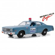 Model DieCast 1977 PLYMOUTH FURY 1/18 27cm BEVERLY HILLS COP Original GREENLIGHT ARTISAN