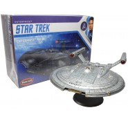STAR TREK Model Kit ENTERPRISE NX-01 REFIT Snap Kit 22cm 1:1000 Polar Lights