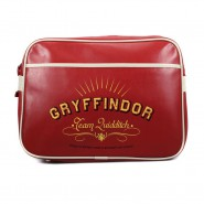 HARRY POTTER Messenger Bag GRYFFINDOR Quidditch Team 40x30cm Original Official WARNER BROS