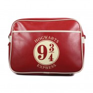 HARRY POTTER Messenger Bag PLATFORM 9 3/4 Hogwarts Express 40x30cm Original Official WARNER BROS