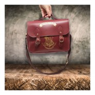 Harry Potter HOGWARTS Satchel Style RED Lunch Box 29x22cm Original