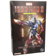 Figure Model Kit MARK XXII HOT ROD ARMOR from IRON MAN 3 Scale 1/9 Original DRAGON MODELS