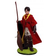 Rare Figure 26cm HARRY POTTER QUIDDITCH From CHAMBER OF SECRETS Scale 1/6 Original STAR ACE