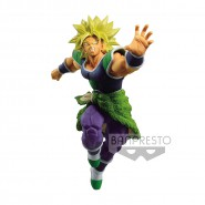 DRAGON BALL Figure Statue 16cm BROLY SUPER SAIYAN SS  Match Makers Original BANPRESTO Japan Dragonball