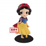 Figure Statue 10cm SNOW WHITE and the seven dwarfs Red Ribbon SUGIRLY QPOSKET Banpresto DISNEY NORMAL Version A