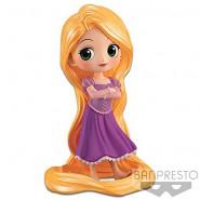 Figure Statue 14cm RAPUNZEL Dark Violet Dress Disney QPOSKET Banpresto Q Posket GIRLISH CHARM Vers A